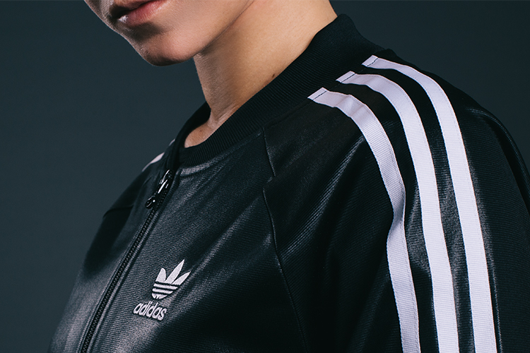 100% top quality good texture hot new products Product of the Week: adidas Superstar Trainingsjacke ...