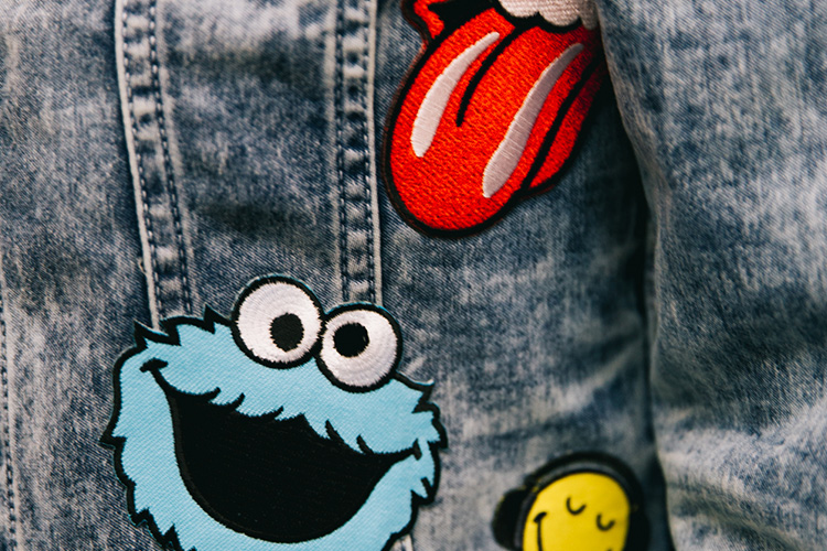 Patches-auf-Jeansjacke_Do-it-yourselve