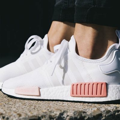 best quality hot new products new release Release: adidas NMD R1 in weiß-rosa | Defshop Magazin