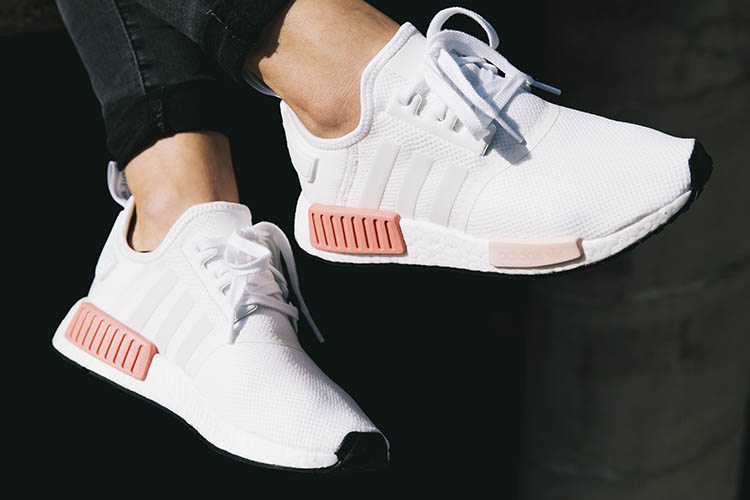 adidas nmd r1 rosa weiss