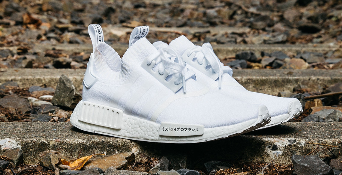 lowest discount free shipping quite nice Release: adidas NMD R1 PK in Triple White   Defshop Magazin