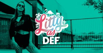 Litty as Def: Mehr Shorts für den Sommer
