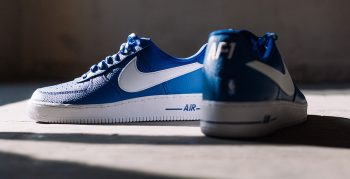Product of the Week: Nike Air Force 1 07 LV8 mit Logo-Laces