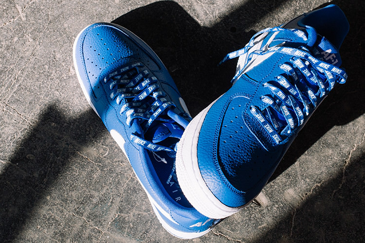 Product of the Week: Nike Air Force 1 07 LV8 mit Logo Laces