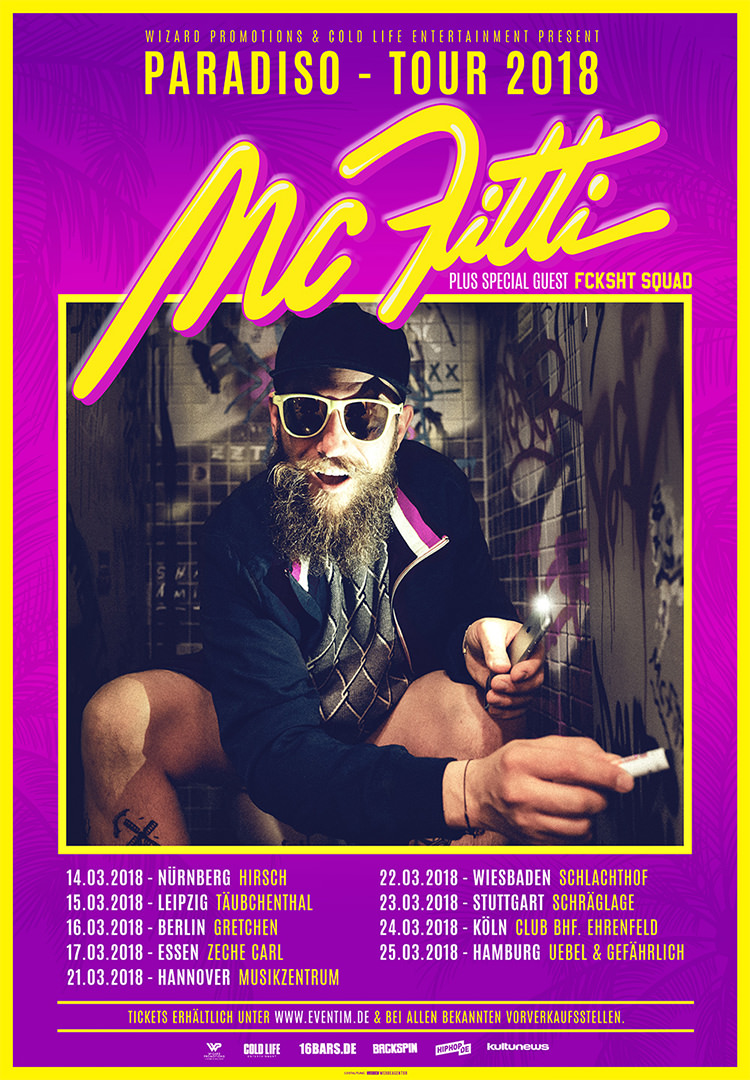 Mc Fitti Flyer