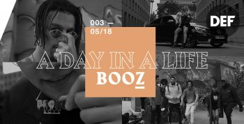 A day in the life - Mit Booz, Greeny und Naru beim Videodreh