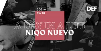 A Day in A Life mit Niqo Nuevo