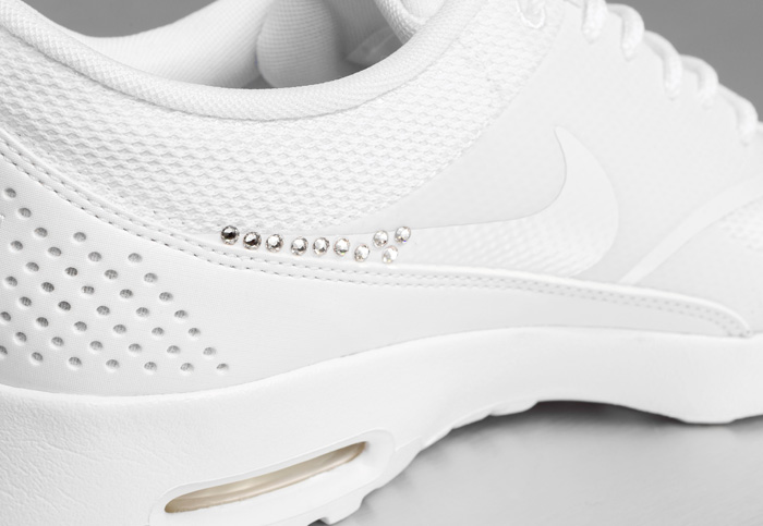 promo code 67873 24ebe chaussures nike avec strass