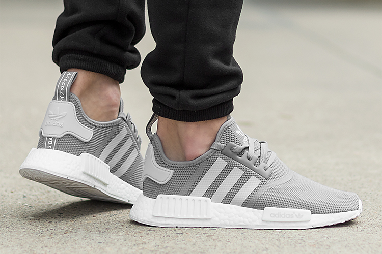 Unbox Them Copps Cheap Adidas NMD R1 PK 'White Tri Color'