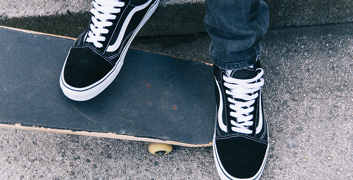 Vans Old School : comment les porter ? | My Blog