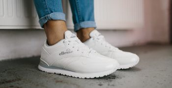 Baskets Ellesse Heritage City Runner blanc