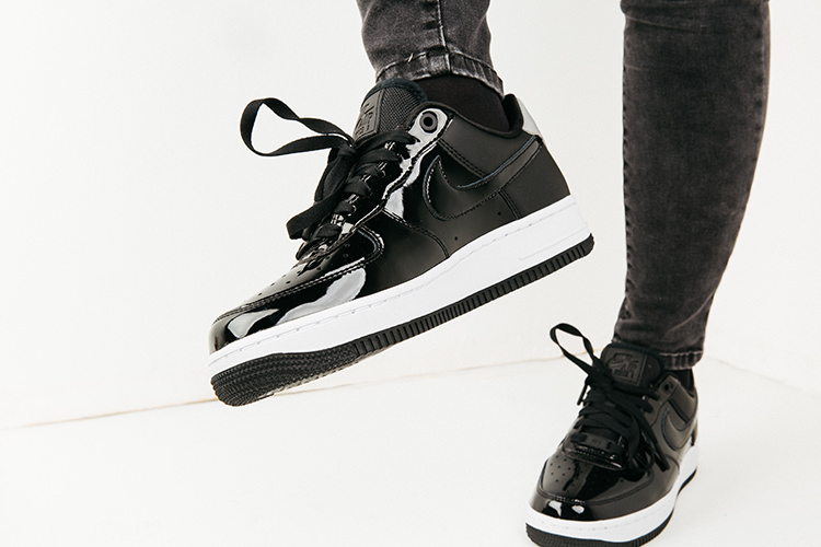 air force 1 noir vernis