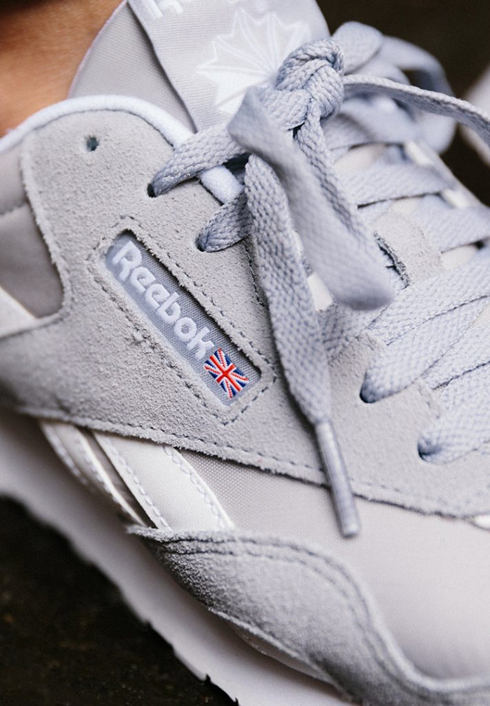 Reebok Classic Leather Shimmer_détail