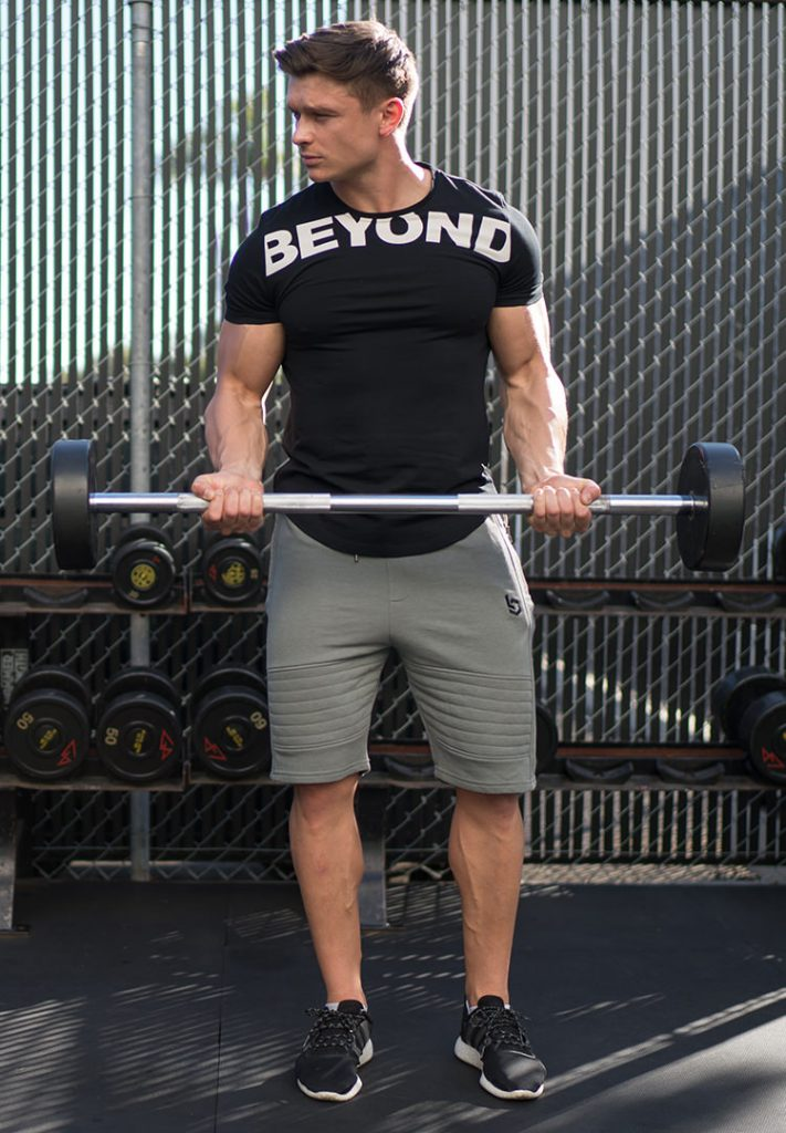 Short_homme_Beyond_Limits