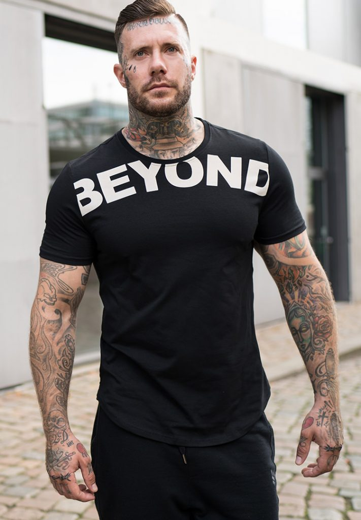 T_shirt_homme_Beyond_Limits