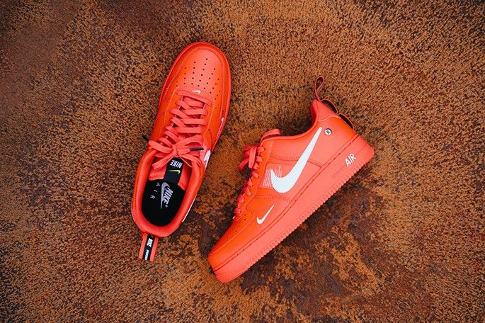 Nike-Air-Force-1-rouge