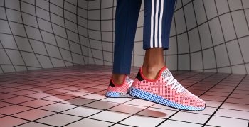 Release: adidas Deerupt - Back to the Future